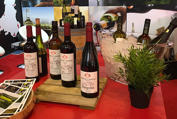London Wine Fair Olympia 2018