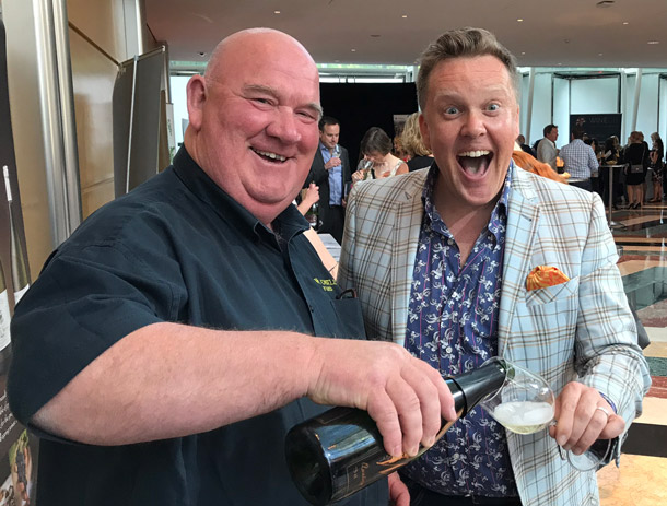 Olly Smith, Three Wine Men: Let's Get Fizzical 2018