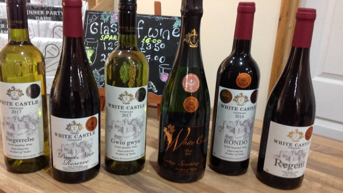 Welsh Vineyards Association Wine Competition